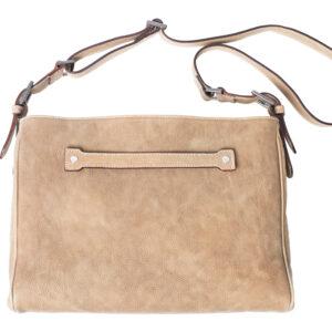 chalrose-medium-bag-sand leren beige tas