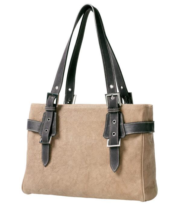 chalrose-medium-bag-sand-hengsel-zwart