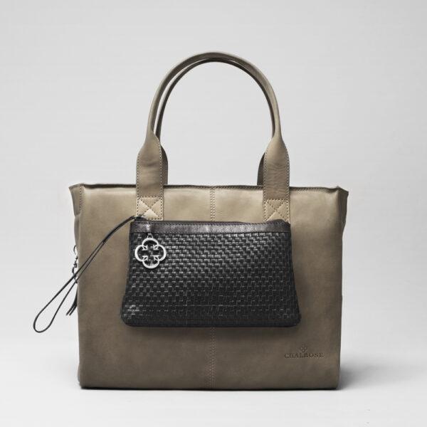 chalrose-clutch-black-city-bag-elephant-grey