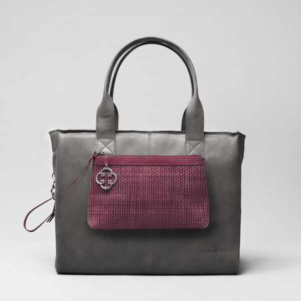 chalrose-clutch-bordeaux-city-bag-dark-grey