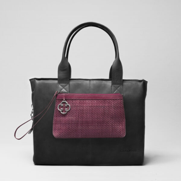 chalrose-clutch-bordeaux-city-bag-waxy-black