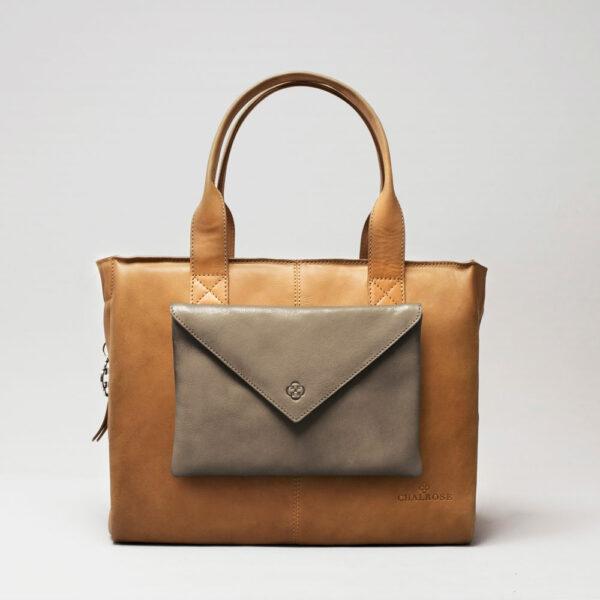 chalrose-envelop-clutch-elephant-grey-city-bag-camel