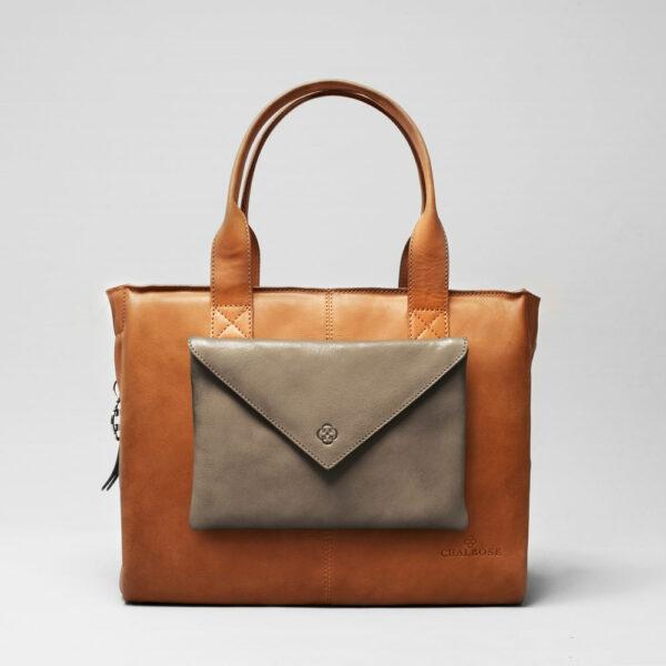 chalrose-envelop-clutch-elephant-grey-city-bag-tan